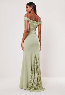 0f028767 Off the Shoulder Dresses - Bardot Dresses Online | Missguided
