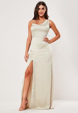 685e84601a4747 Sukienki Maxi | Damskie Suknie Długie - Missguided PL