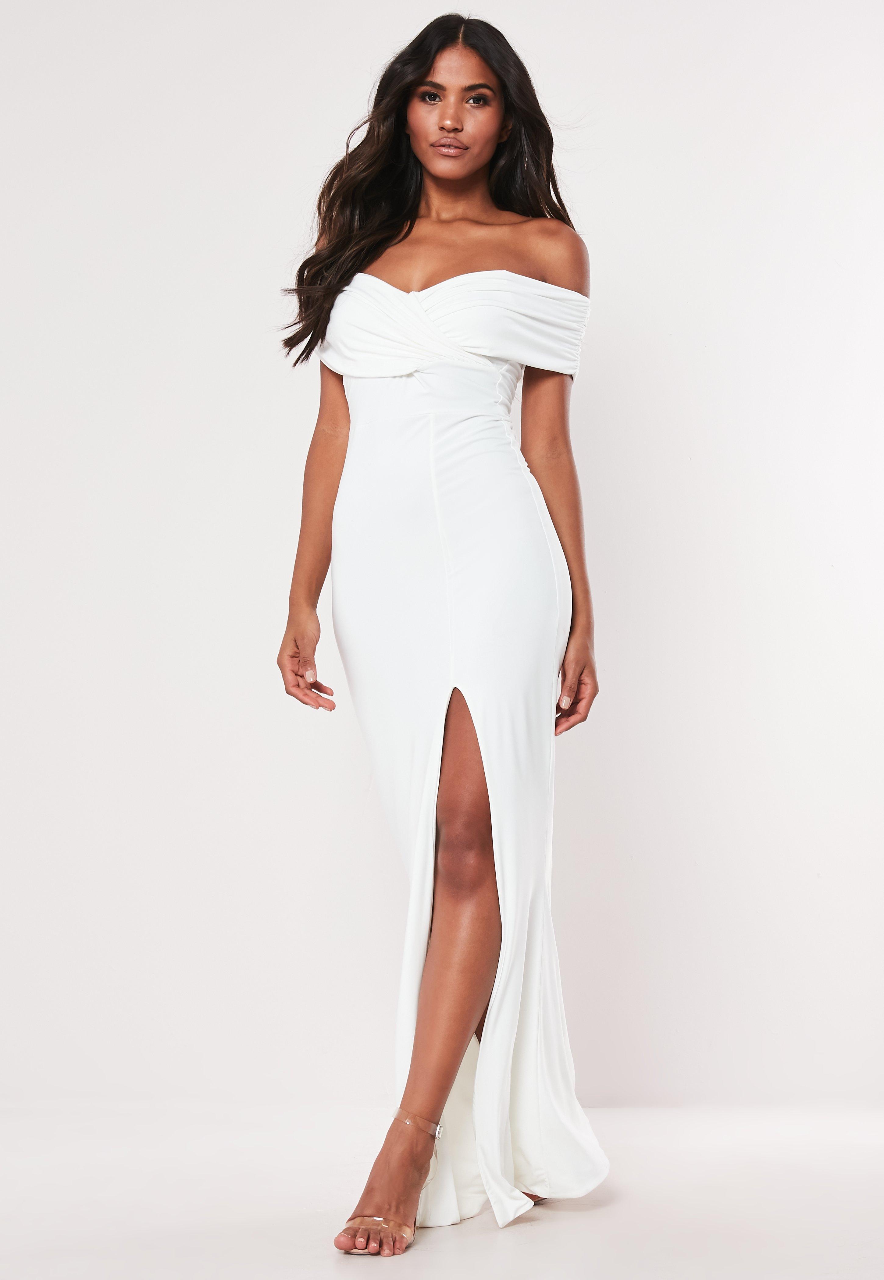 7cb2c8582 White Dresses