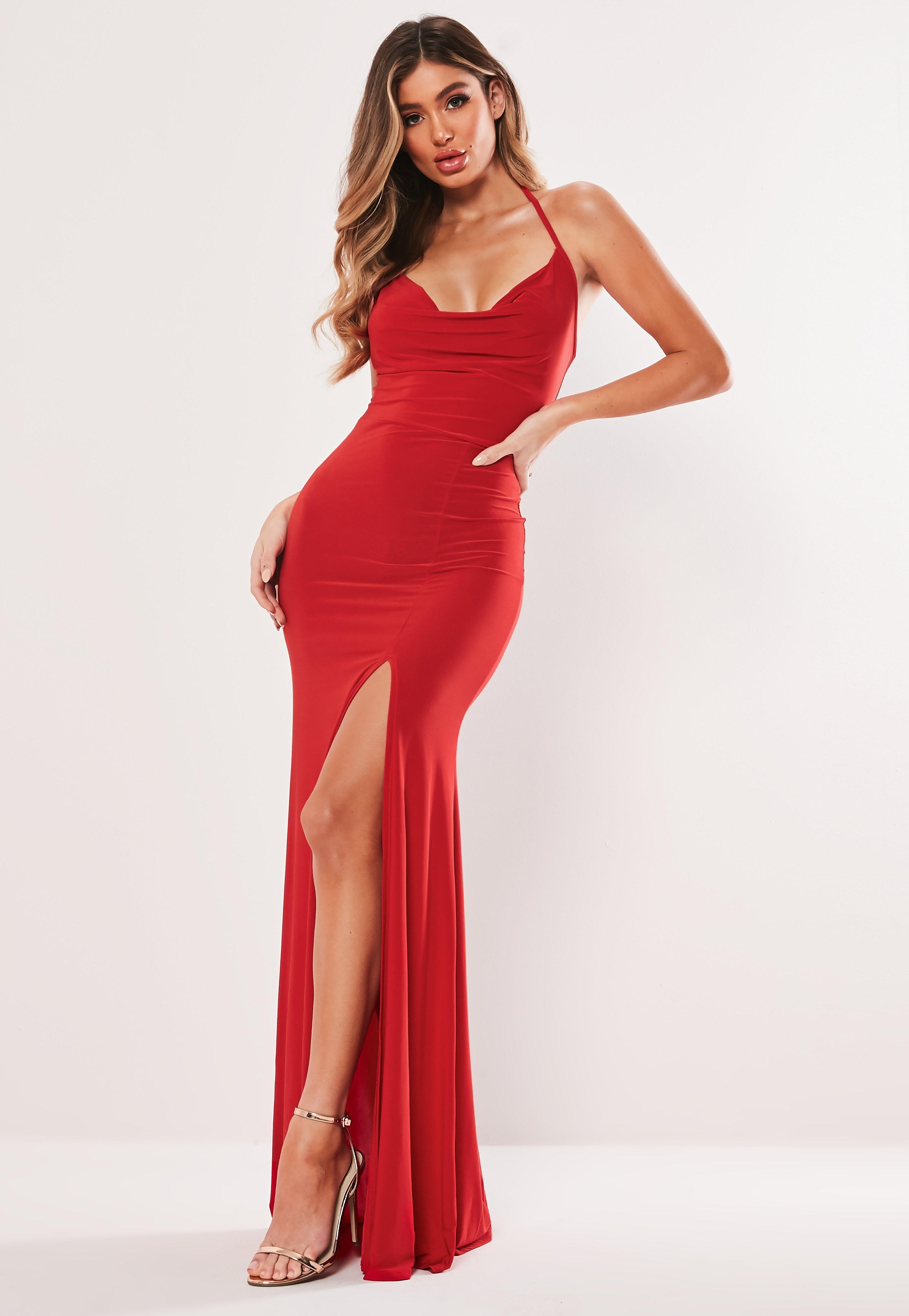 bca69358a0e0 Prom Dresses | Red Prom Dresses UK | Formal Dresses | Missguided