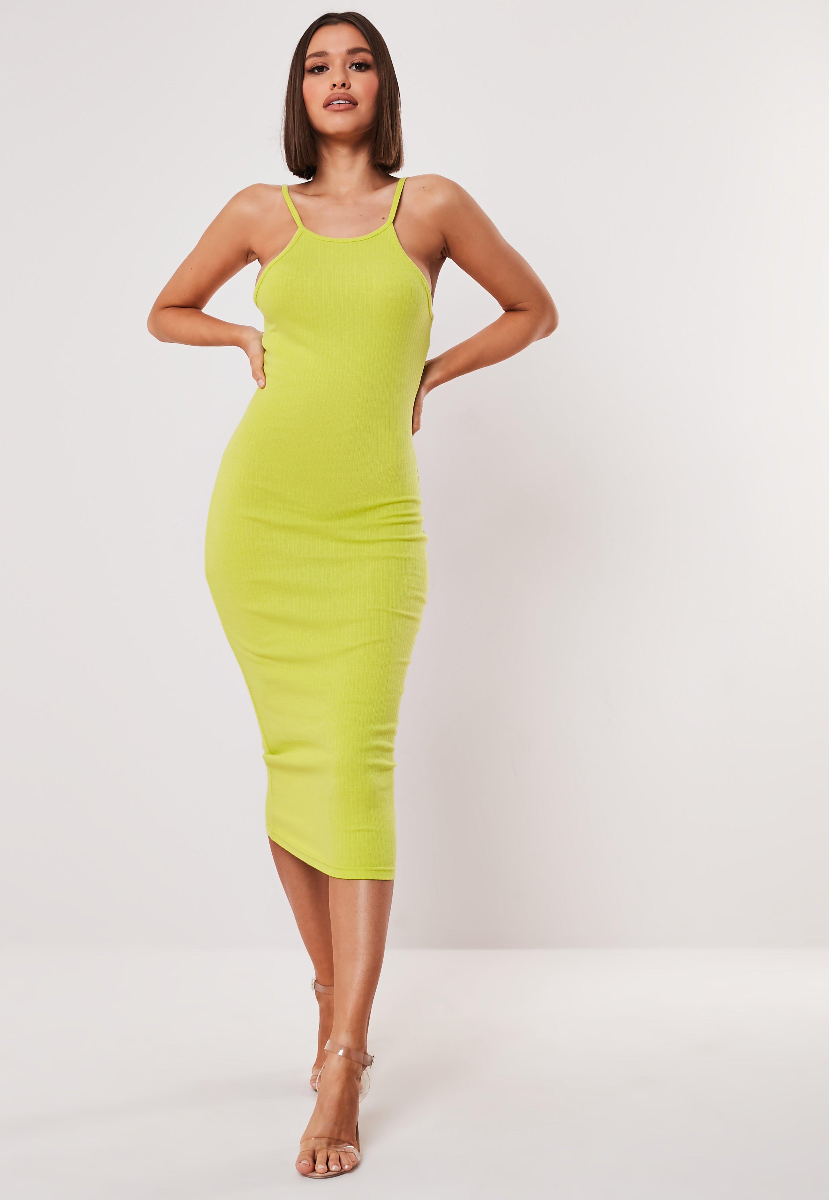70107bdfaea7 Green Bodycon Dresses   Women's Green Bodycon Dresses Online - Missguided