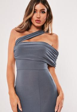 e639e8ed96406 One-Shoulder-Kleider von Missguided - Missguided DE