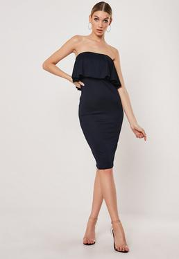 9aa5310b Bandeau Dresses | Strapless Dresses Online - Missguided
