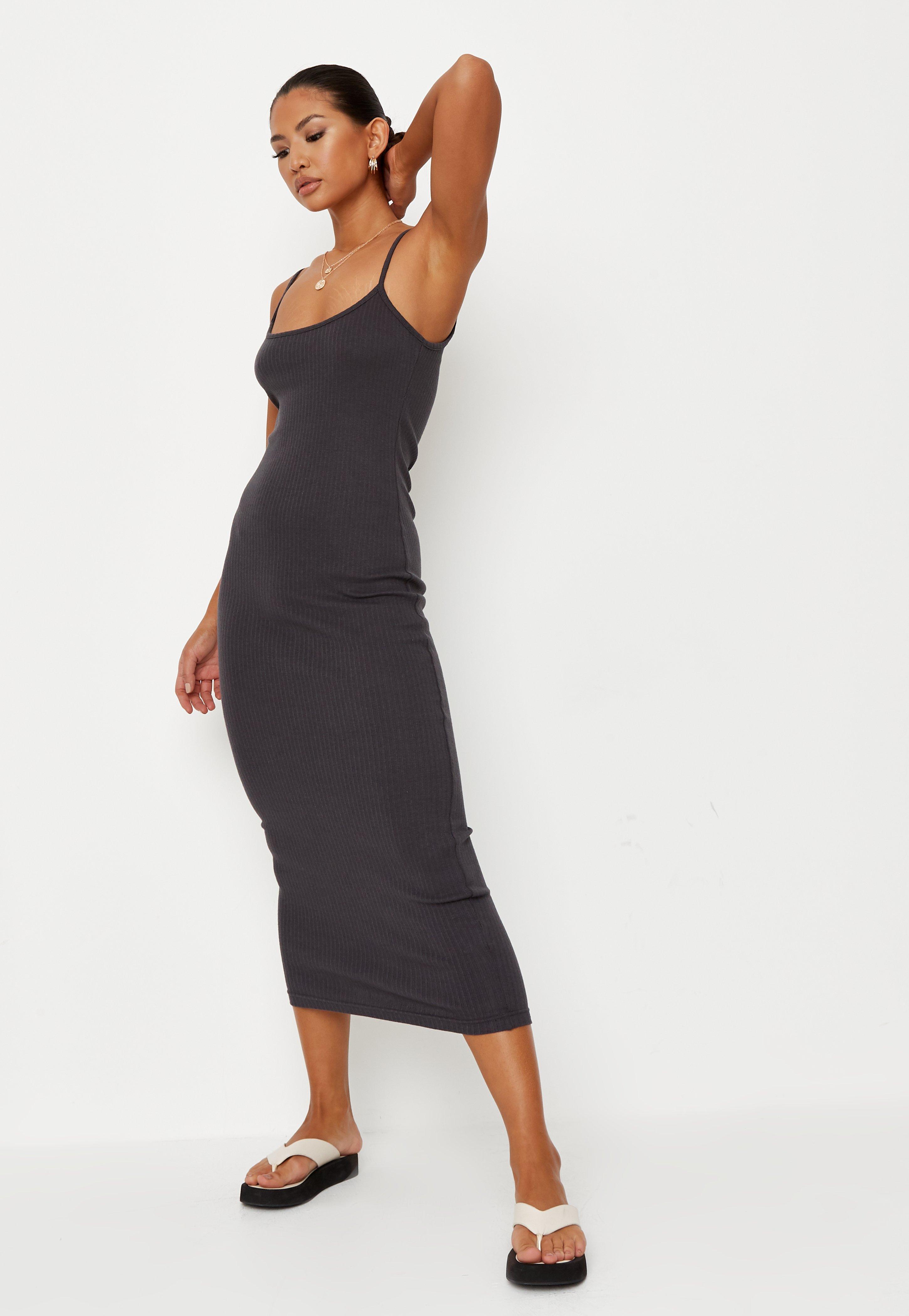 a9358640f0f7a Midi Dresses | Knee Length Dresses - Missguided