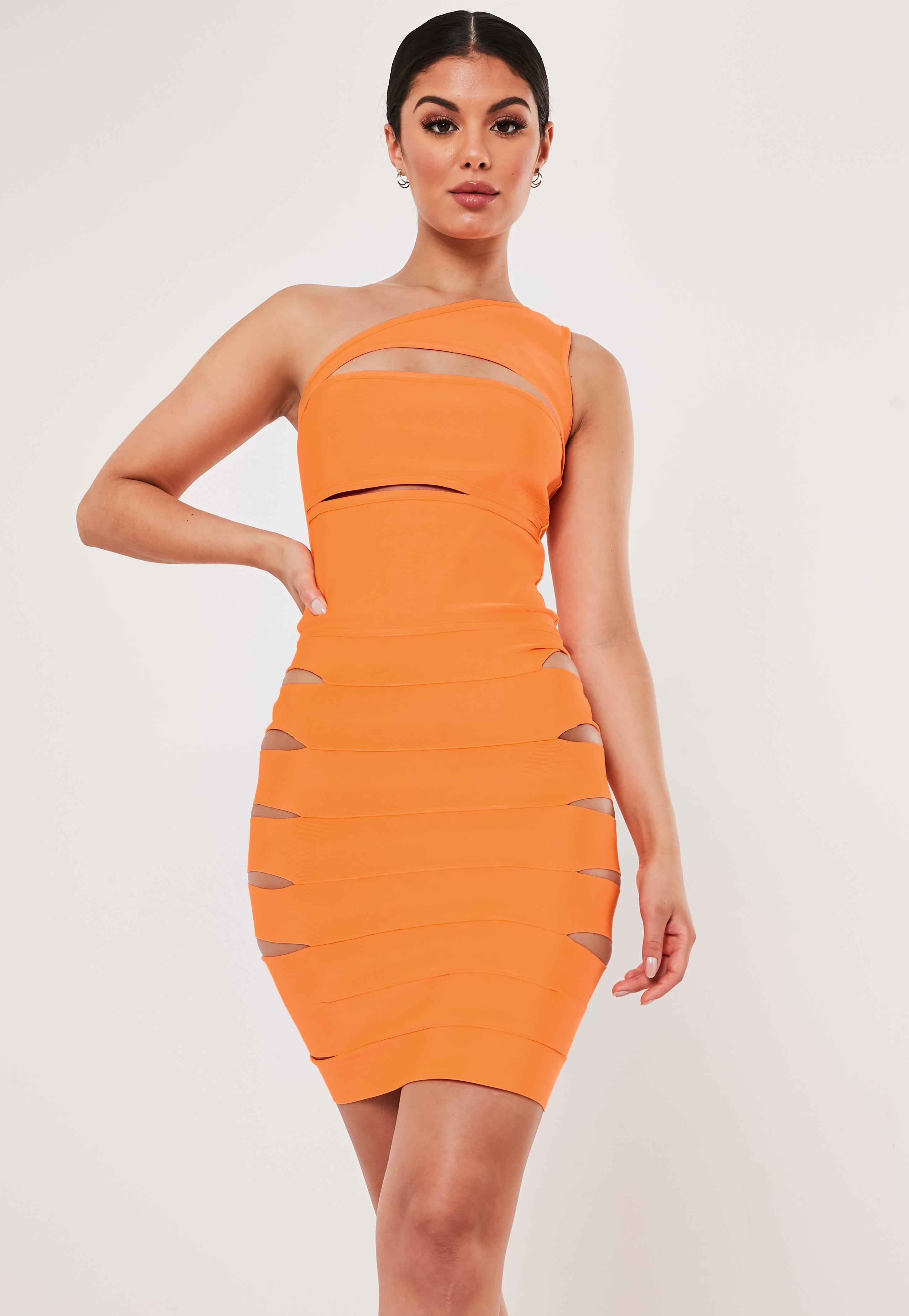 ab8f1fa5dba Bandage Dresses   Missguided