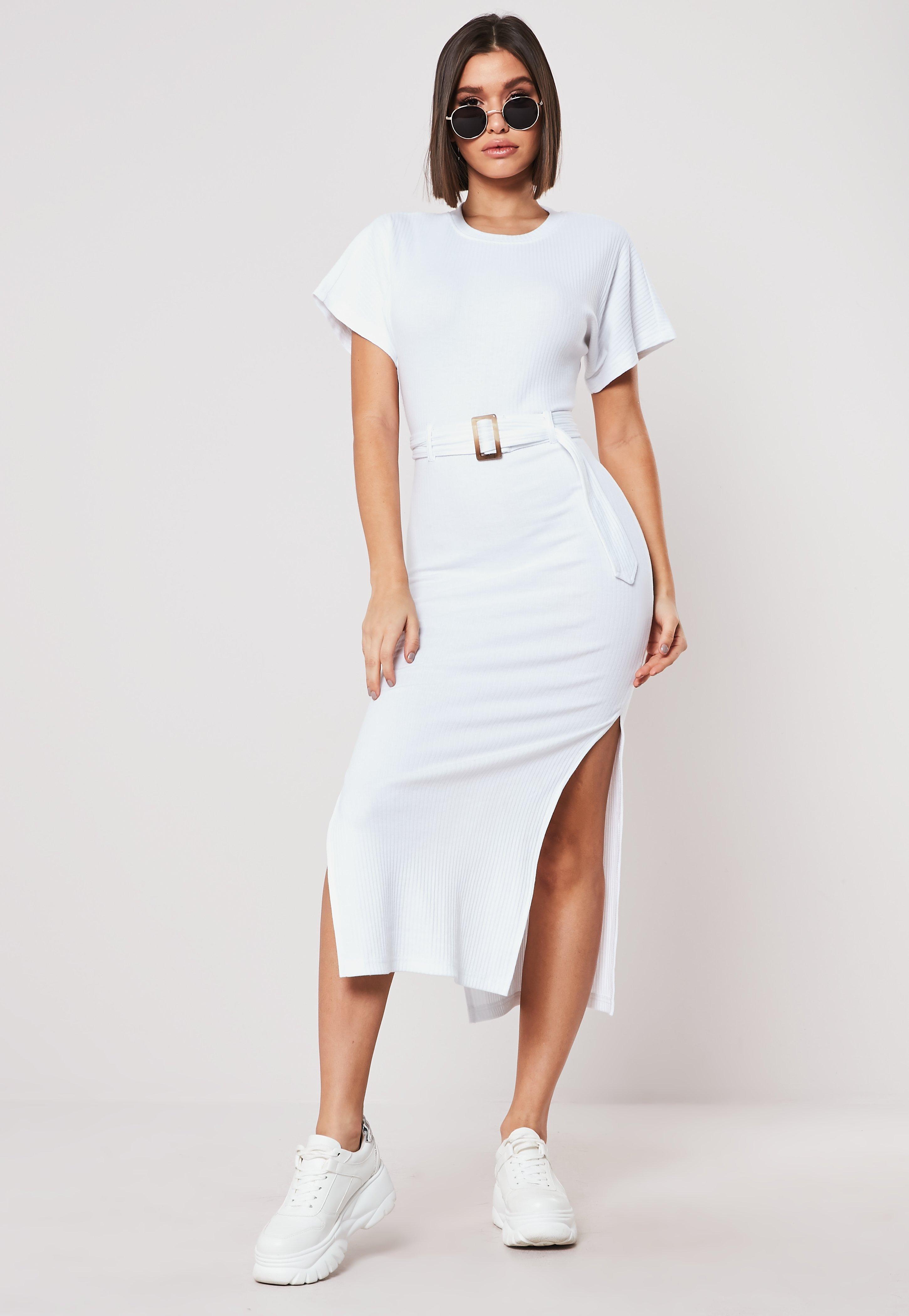 b3e6c1201c Robe blanche | Achat robe blanche femme - Missguided
