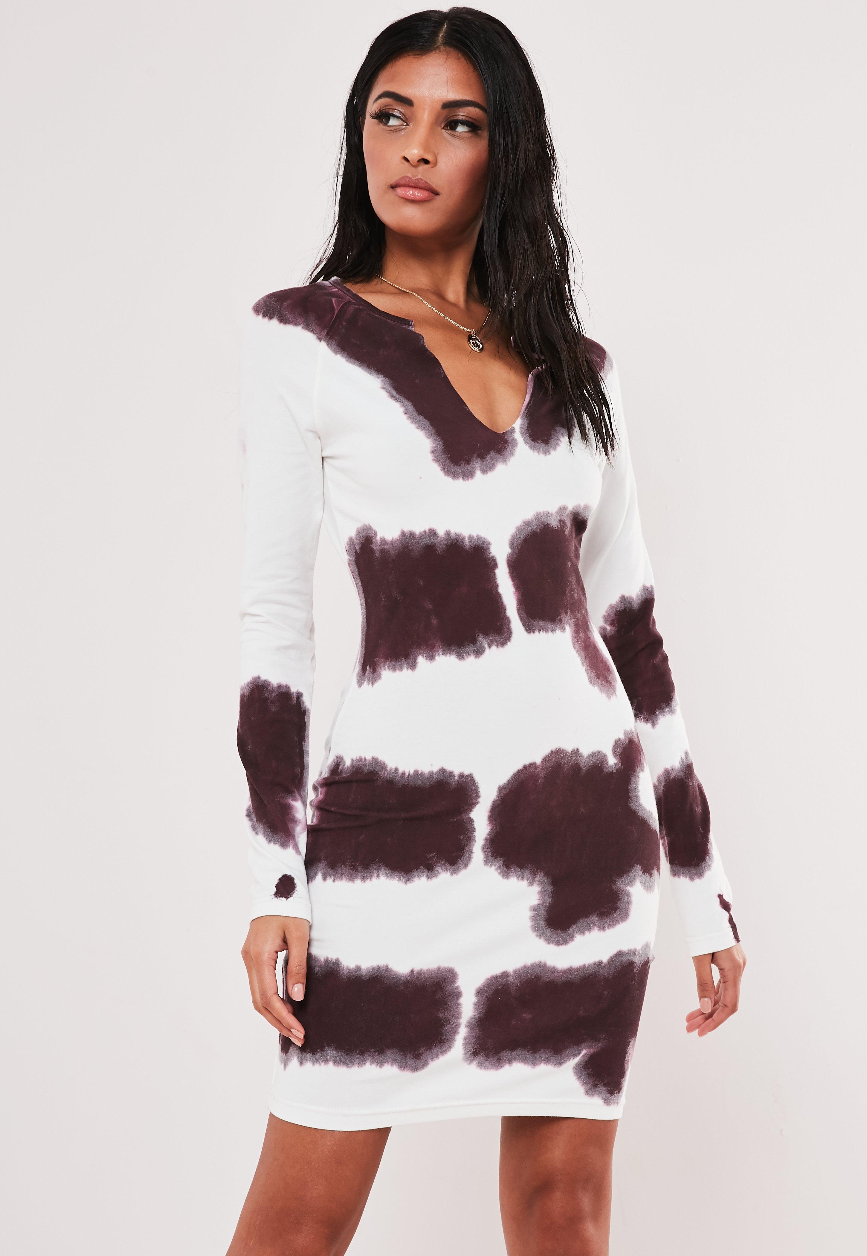 2820e07ec8 Jersey Dresses Online - Missguided