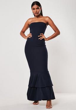 Maxi Jurk Halter.Maxi Dresses Evening Maxi Dresses Long Dresses Missguided