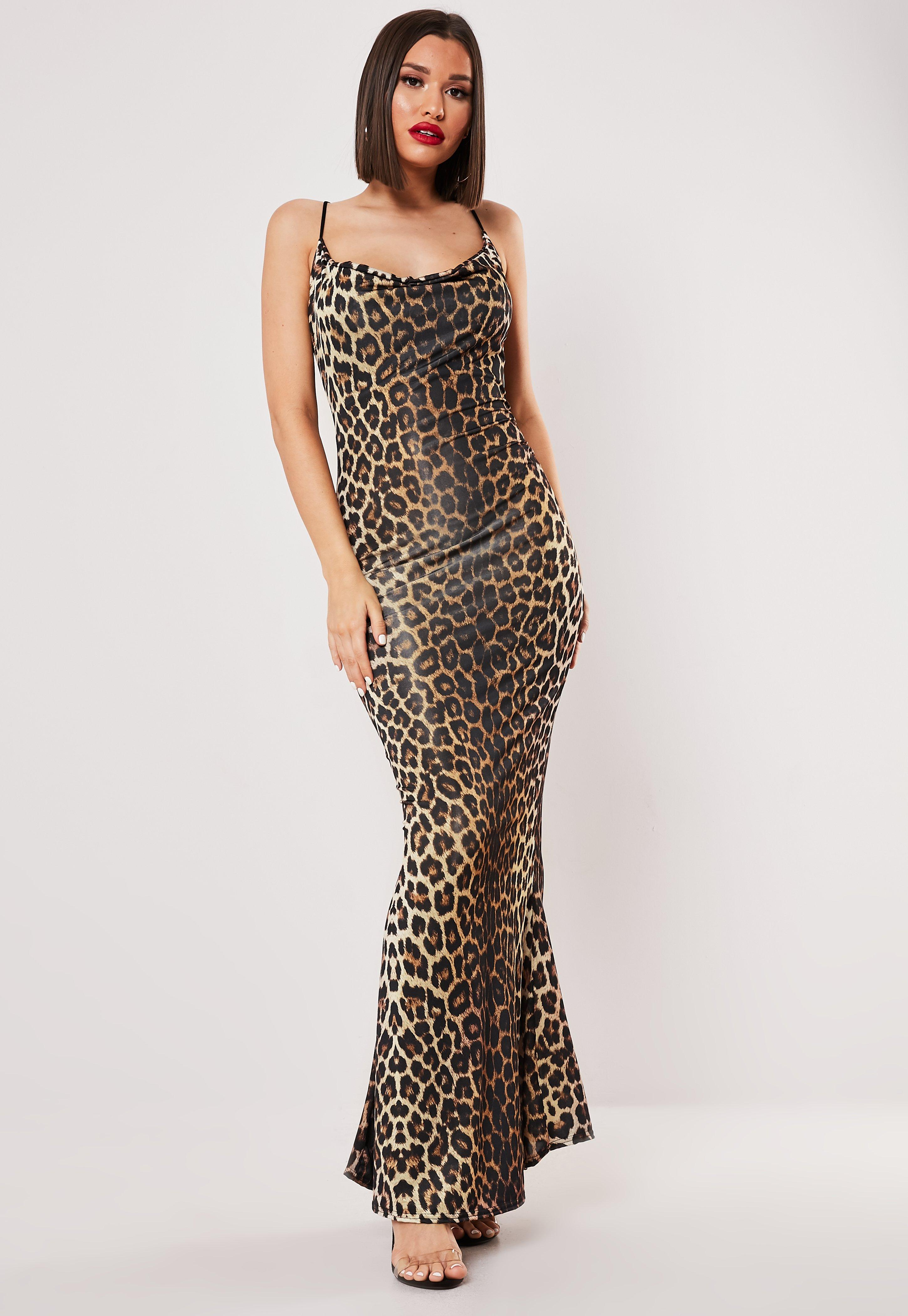 515500f9bb81 Animal Print Clothing | Animal Print Dresses & Tops - Missguided
