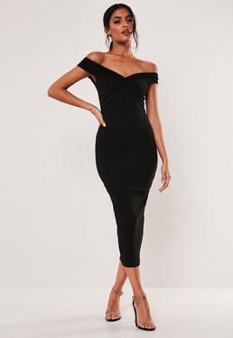 3cb1703cb2261 Bardot Dresses | Off The Shoulder Dresses - Missguided Australia