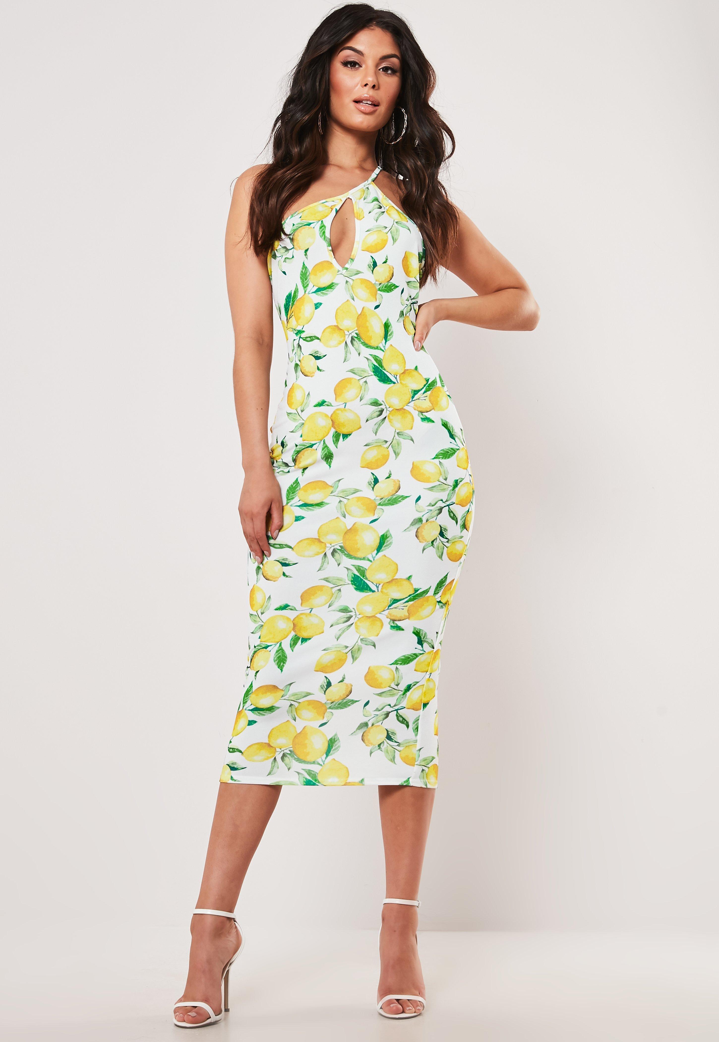 1326b29f892 One Shoulder Dresses- Shop One Sleeve Dresses | Missguided
