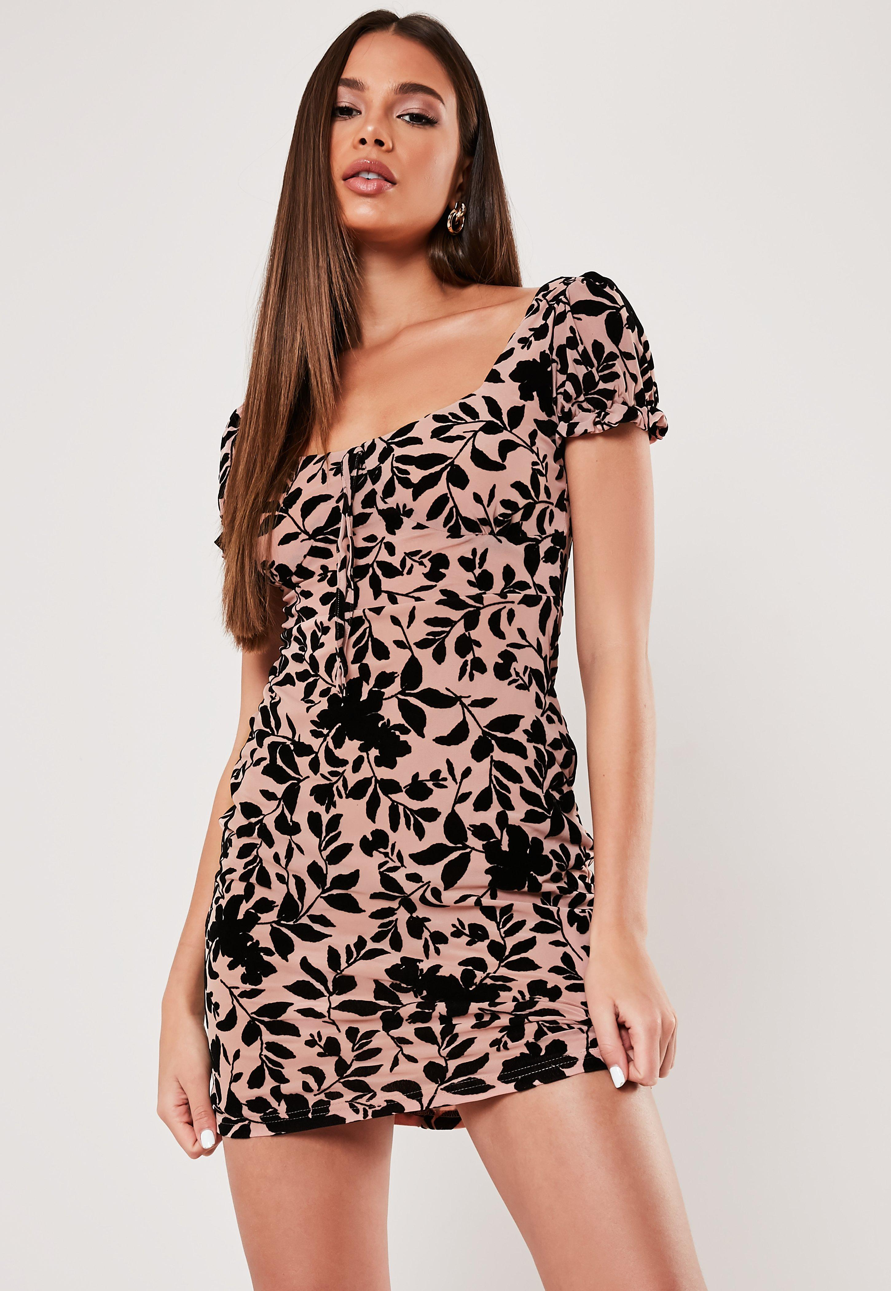 a0a81edfaf778 Floral Dresses   Flower Print Dresses - Missguided Australia