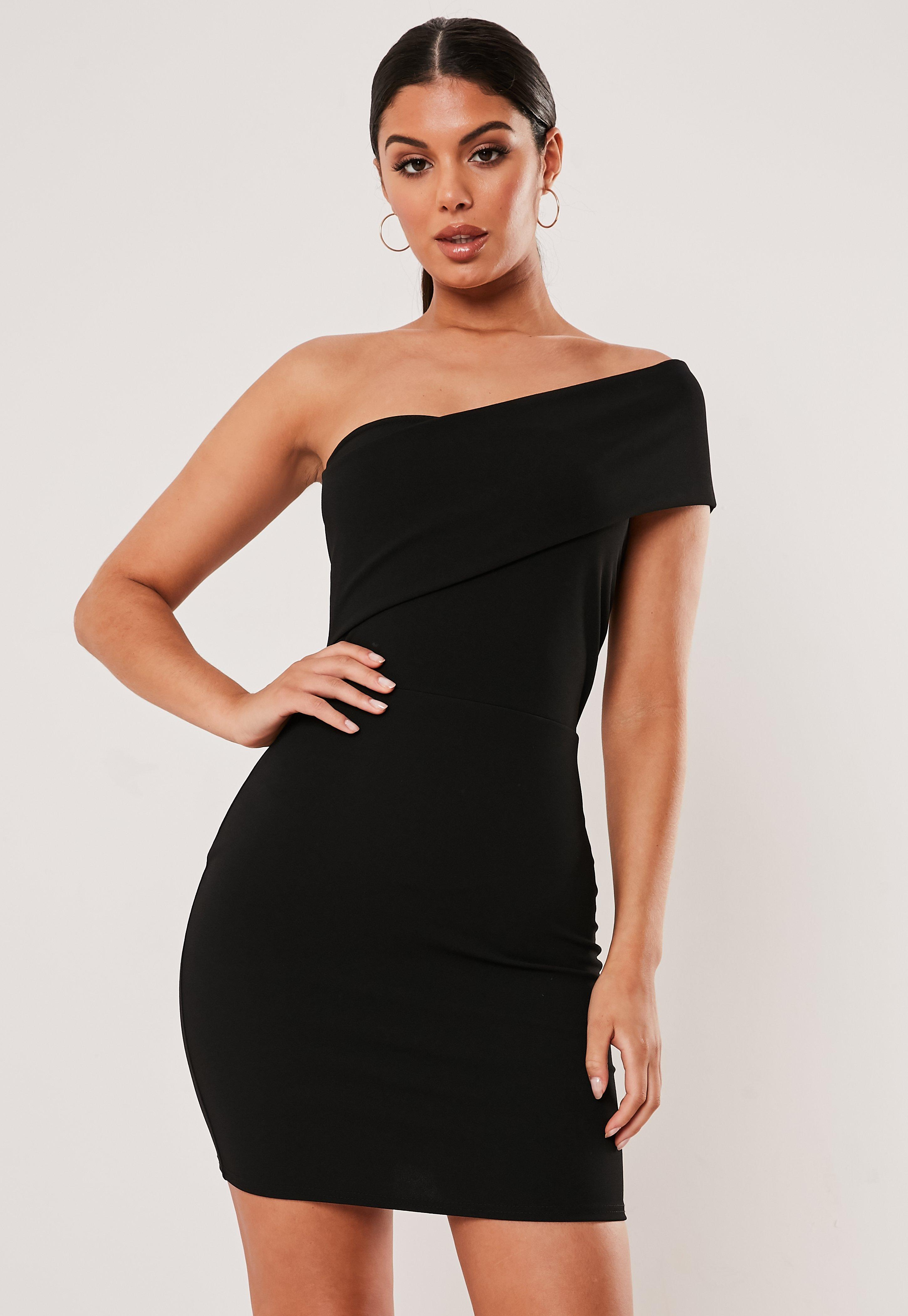 161c2778d Little Black Dresses | Black Dress & LBD's - Missguided