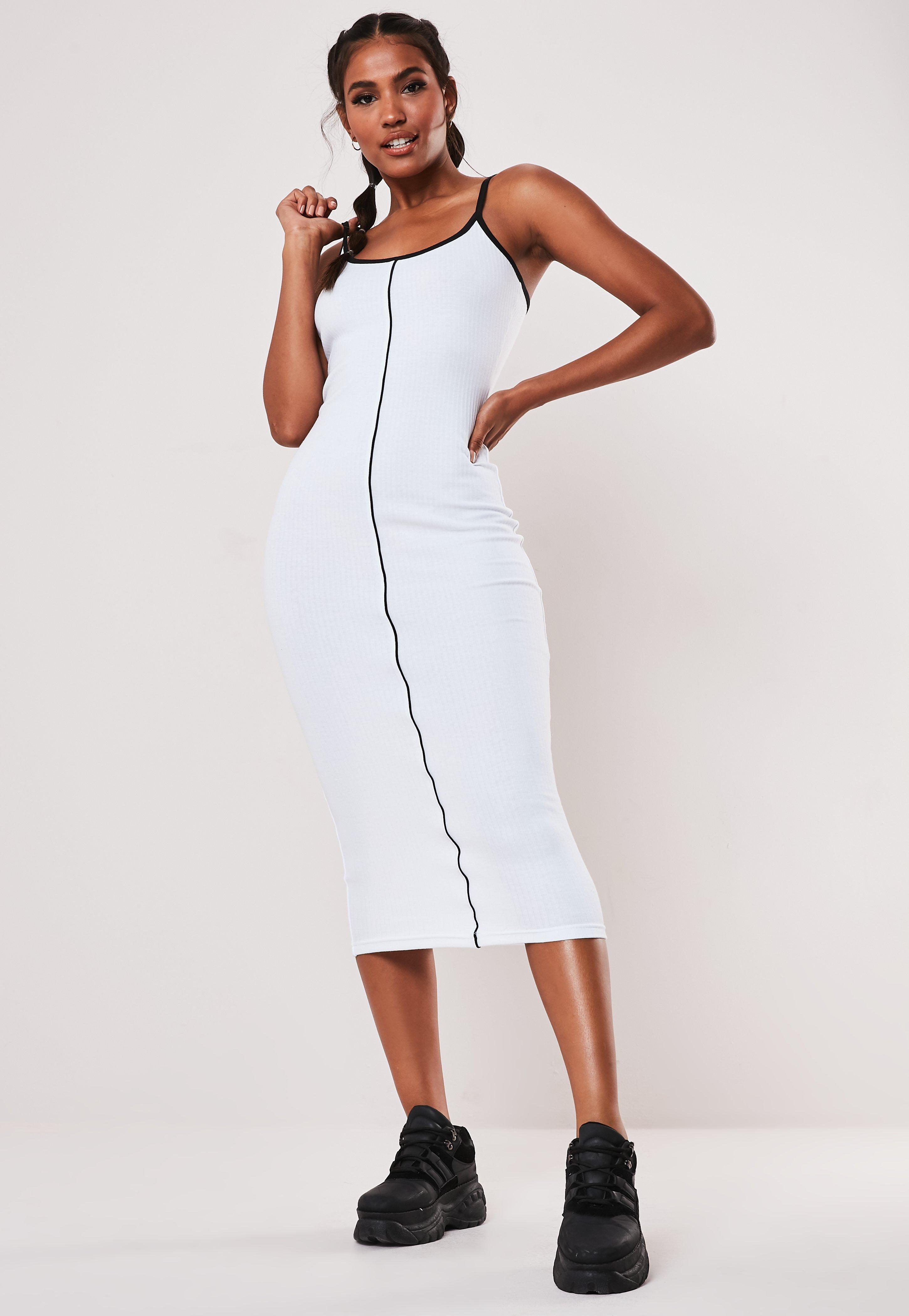 e8b86b5dcea Bodycon Dresses | Tight Dresses- Missguided