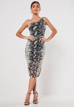 3aa5a9b4c80f99 Sukienki na jedno ramię - Sukienki z odkrytym ramieniem - Missguided