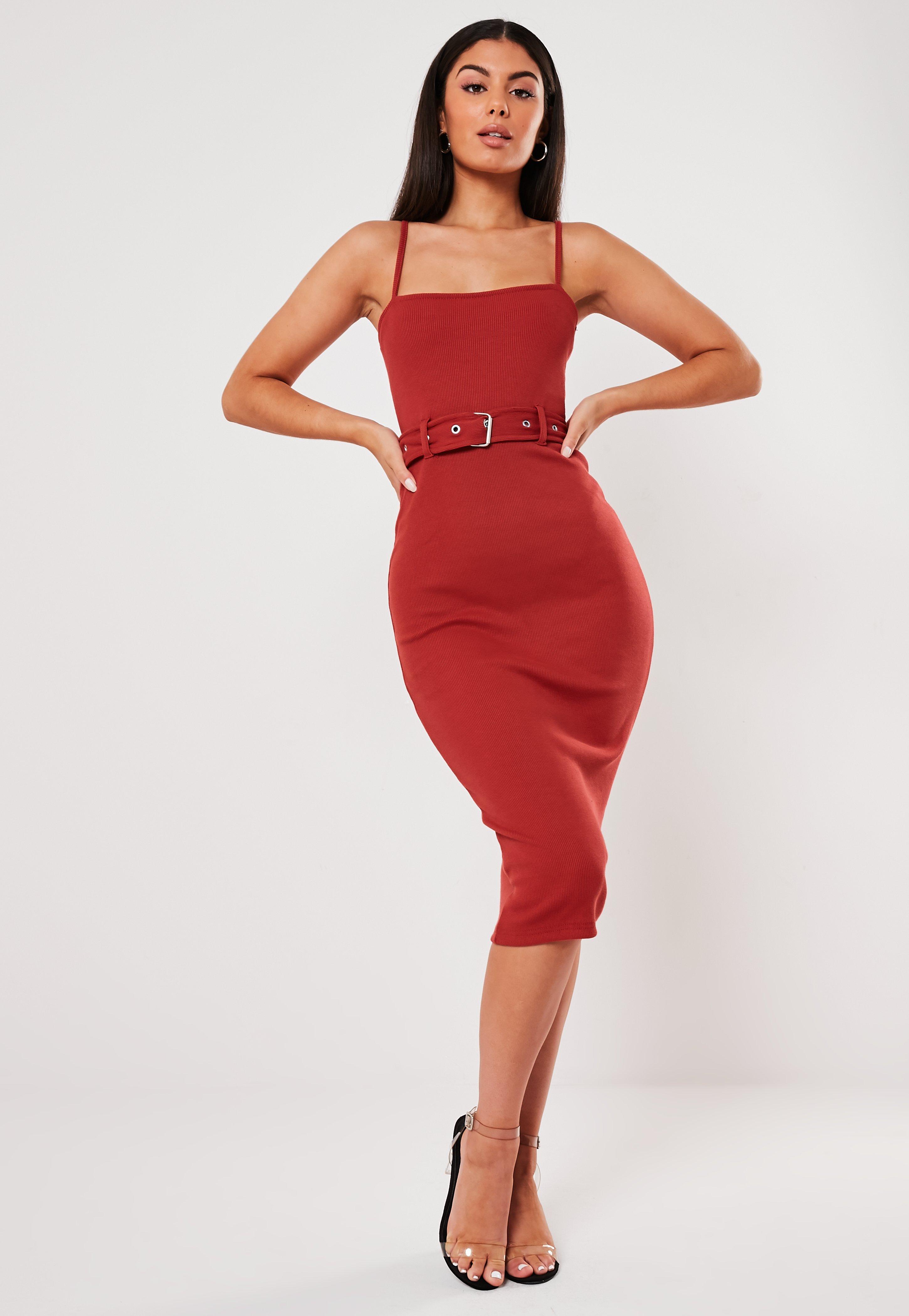1666ca08761b2d Sukienki Online | Damskie Sukienki Na Każdą Okazję - Missguided PL