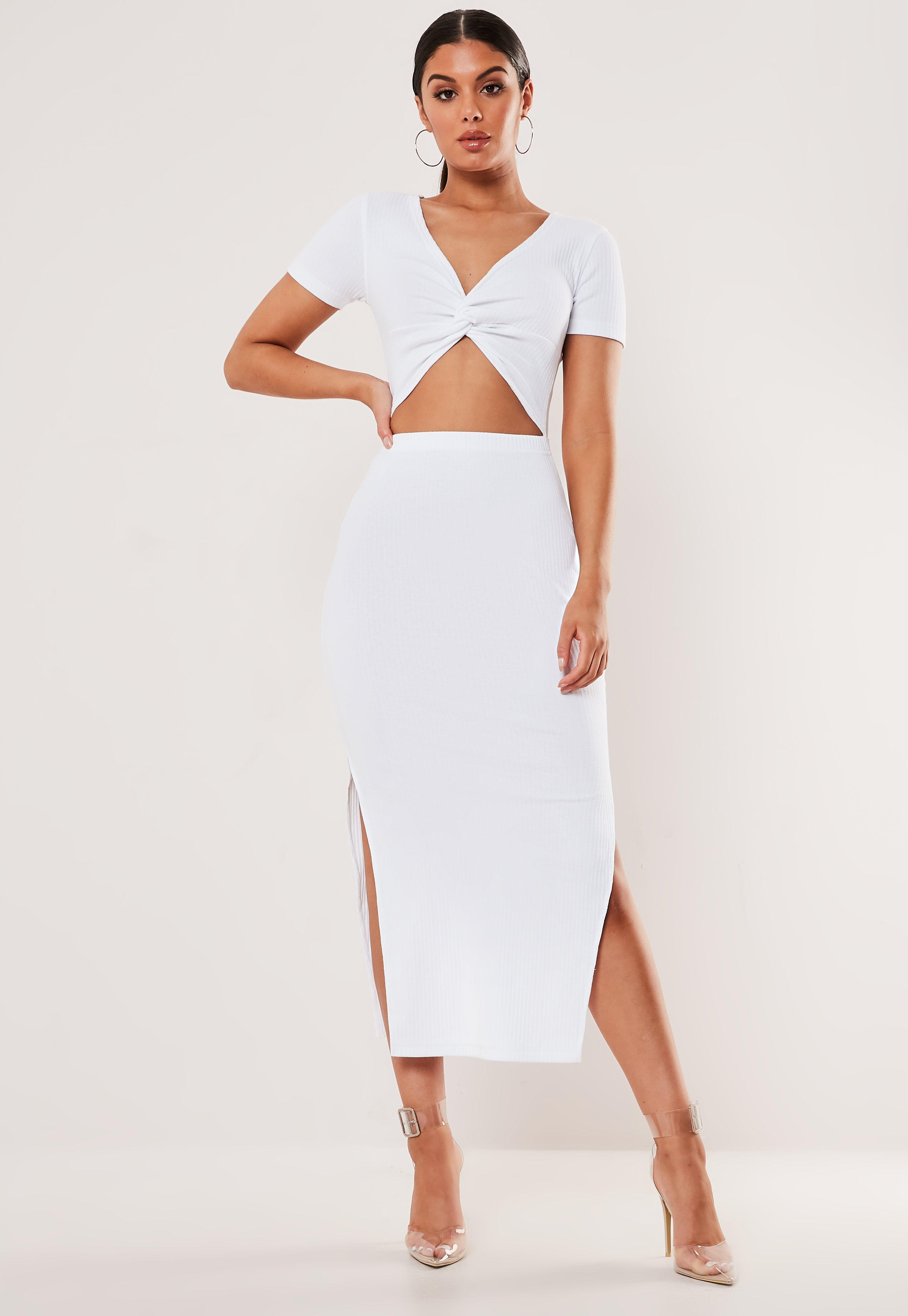 22309845f46b Cut Out Dresses | Cut Out Side Dresses - Missguided