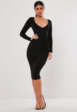 3f62ac52ae25 Vestidos ceñidos | Vestidos ajustados mini y midi - Missguided