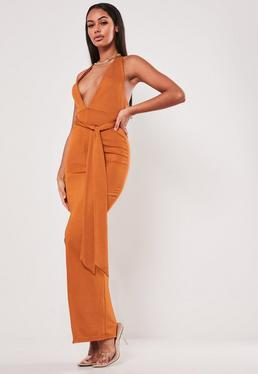 Backless Dresses Open Amp Low Back Dresses Missguided