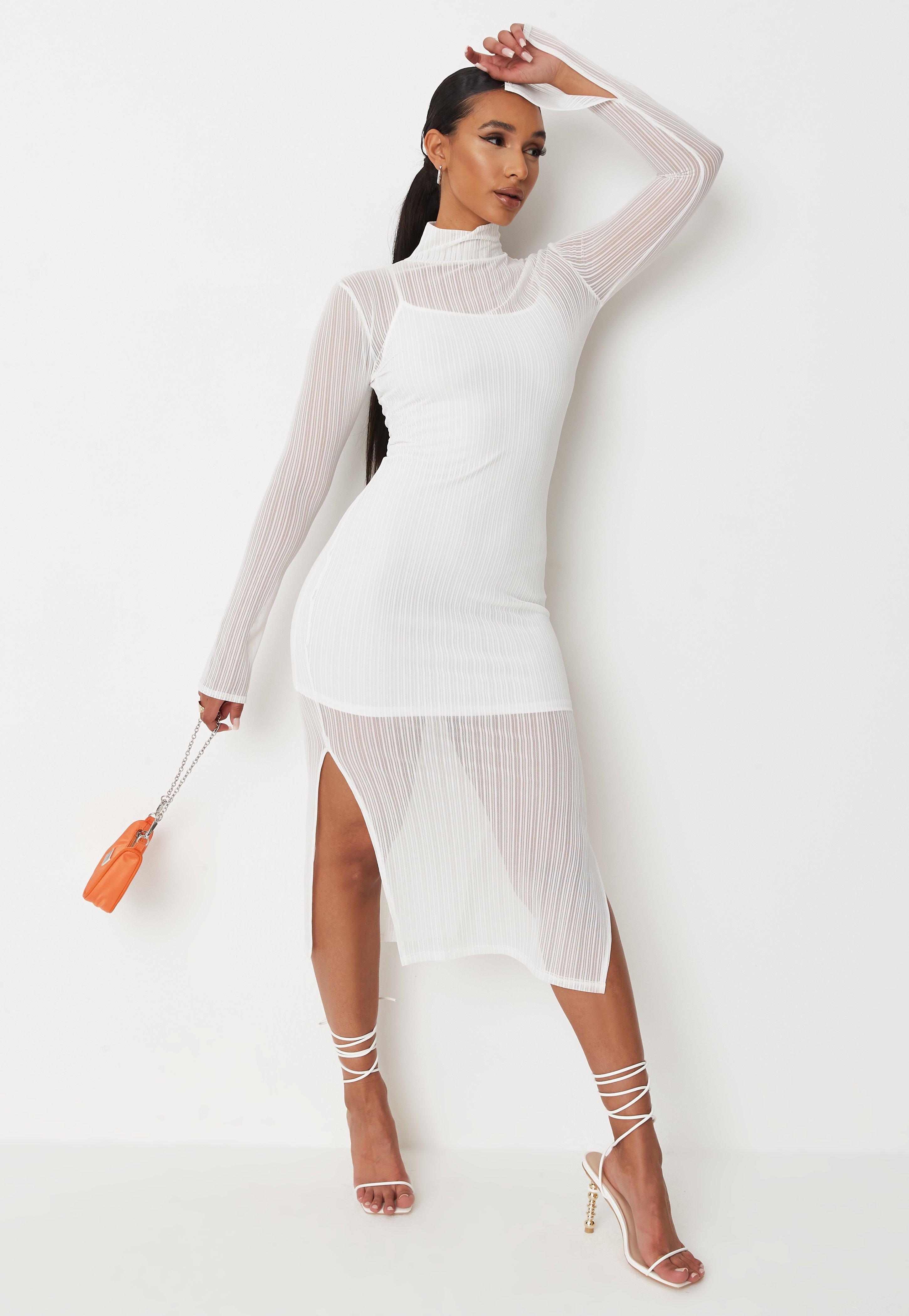 Weisse kleider kurz