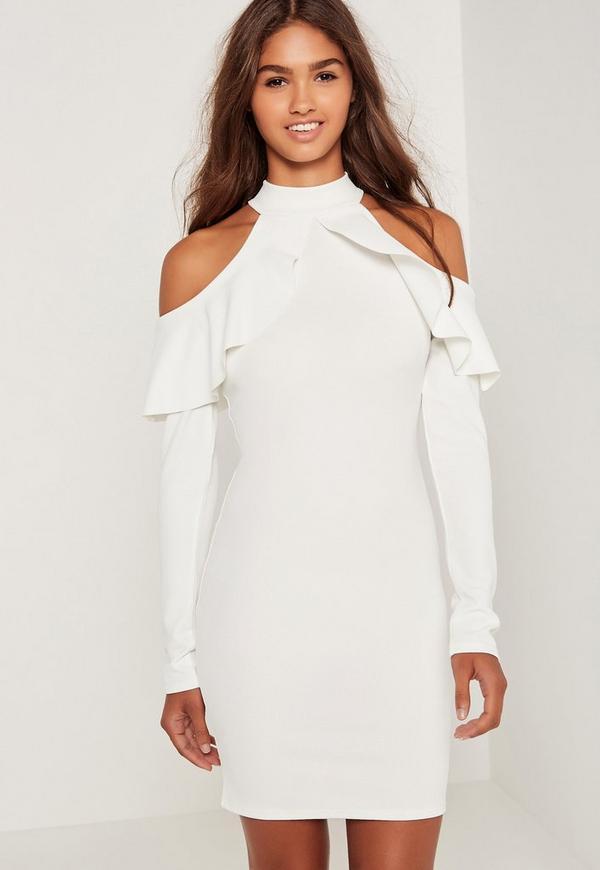Shoulder Dress