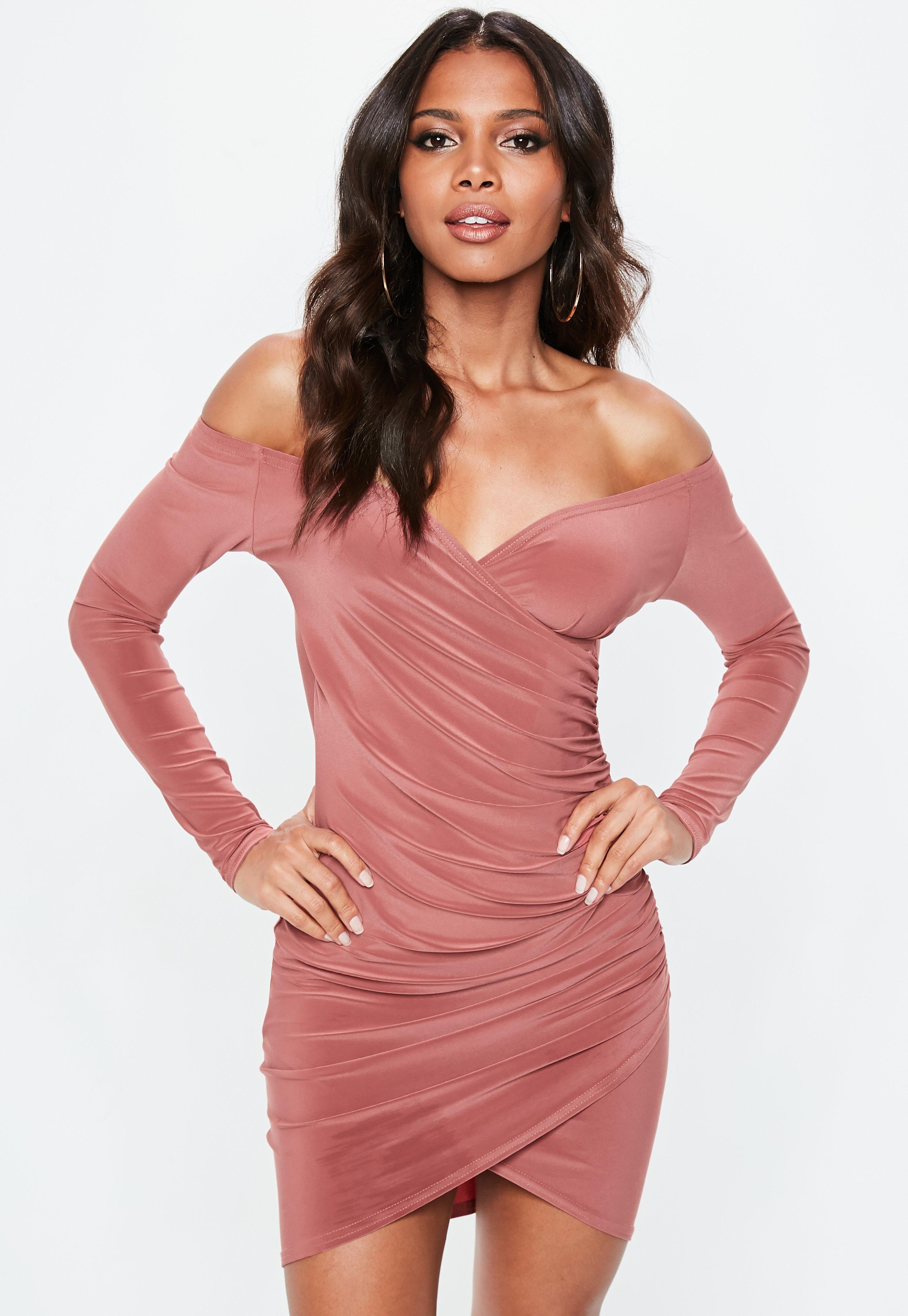 Vestidos de cóctel - Missguided
