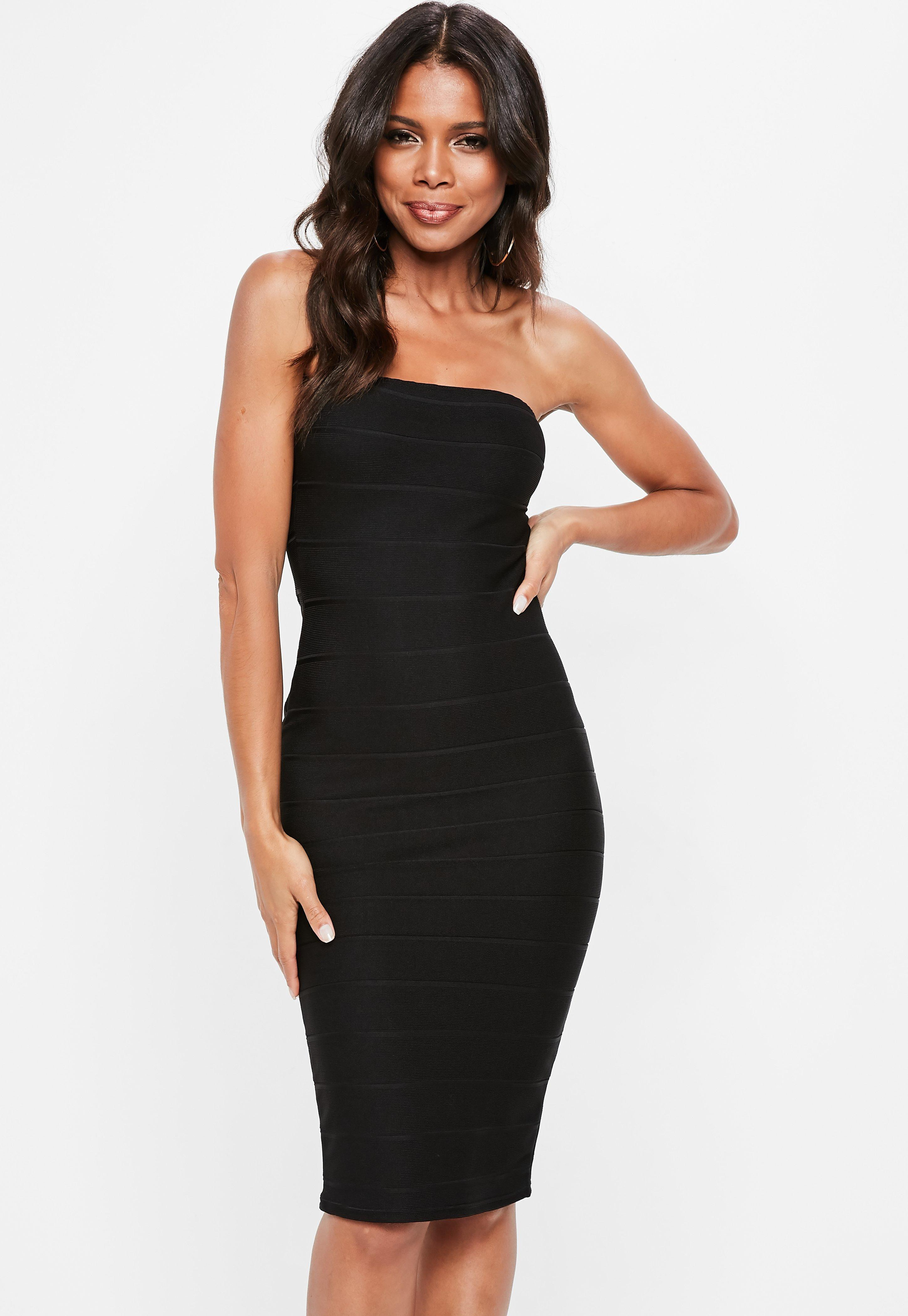 Formal Dresses Evening Black Tie Gowns Missguided