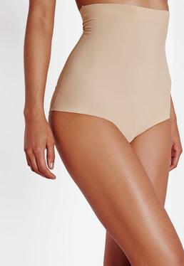 Lorin Smooth Shapewear In Nude