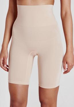 Holmona Nude Shapewear Shorts