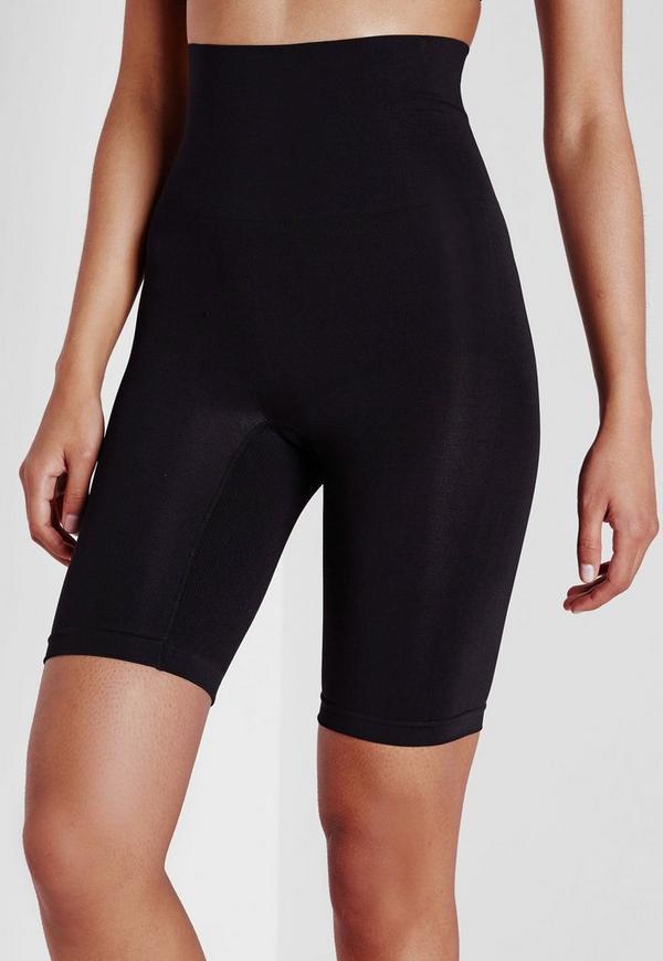 Holmona Black Shapewear Shorts