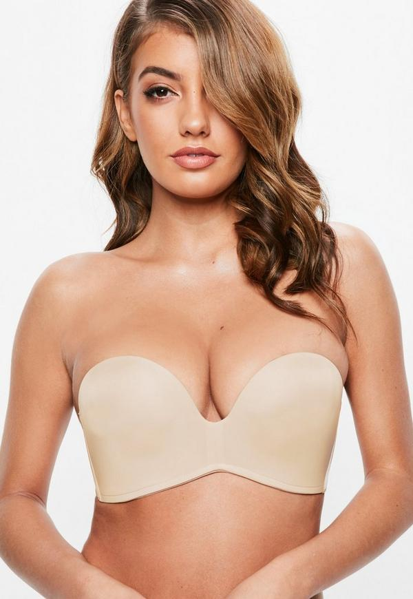 Wonderbra Nude Ultimate Strapless Bra  82d892c31