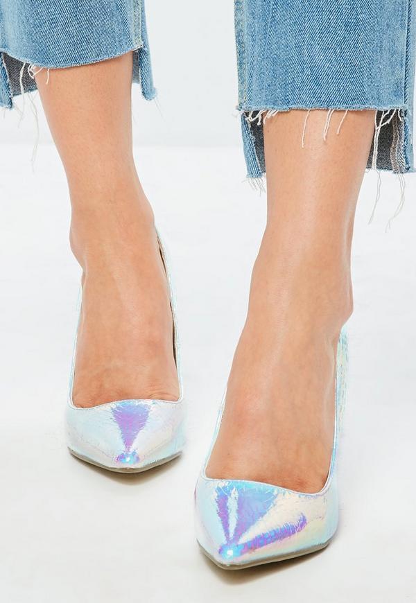 White Court Shoes Ireland