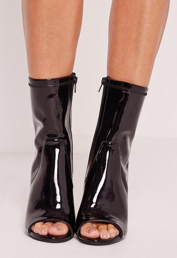 Miss Peep Toe Shoes