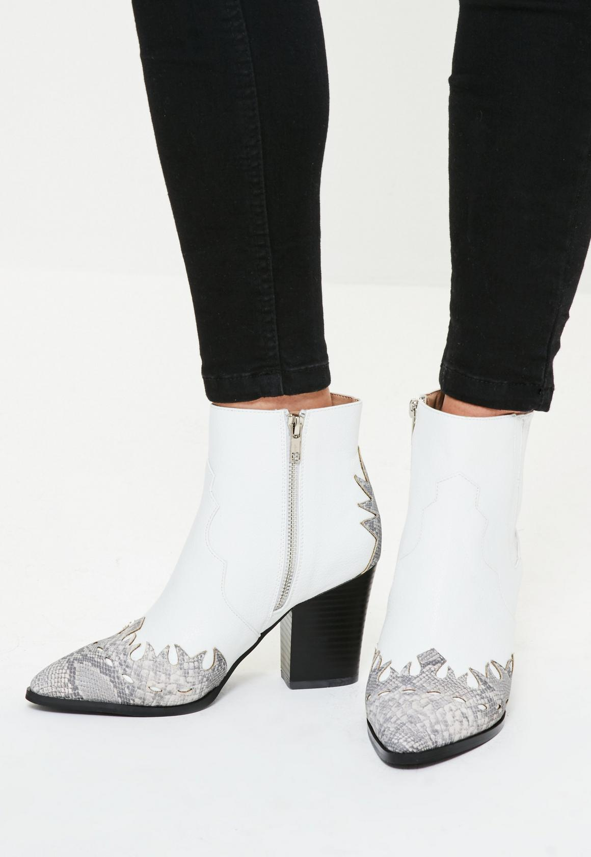 Ankle Boots for Women - Black & Brown | Missguided