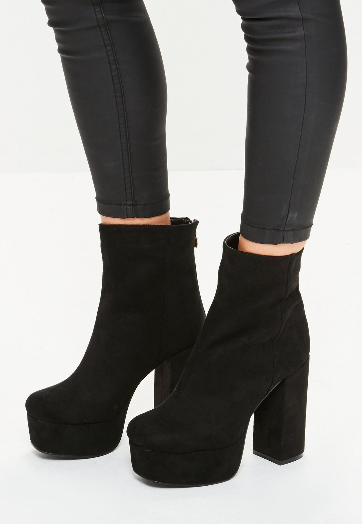 Women's Booties - Ankle Boots & Sock Boots | Missguided