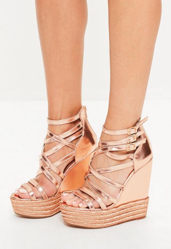 Platform Wedge Shoes Uk