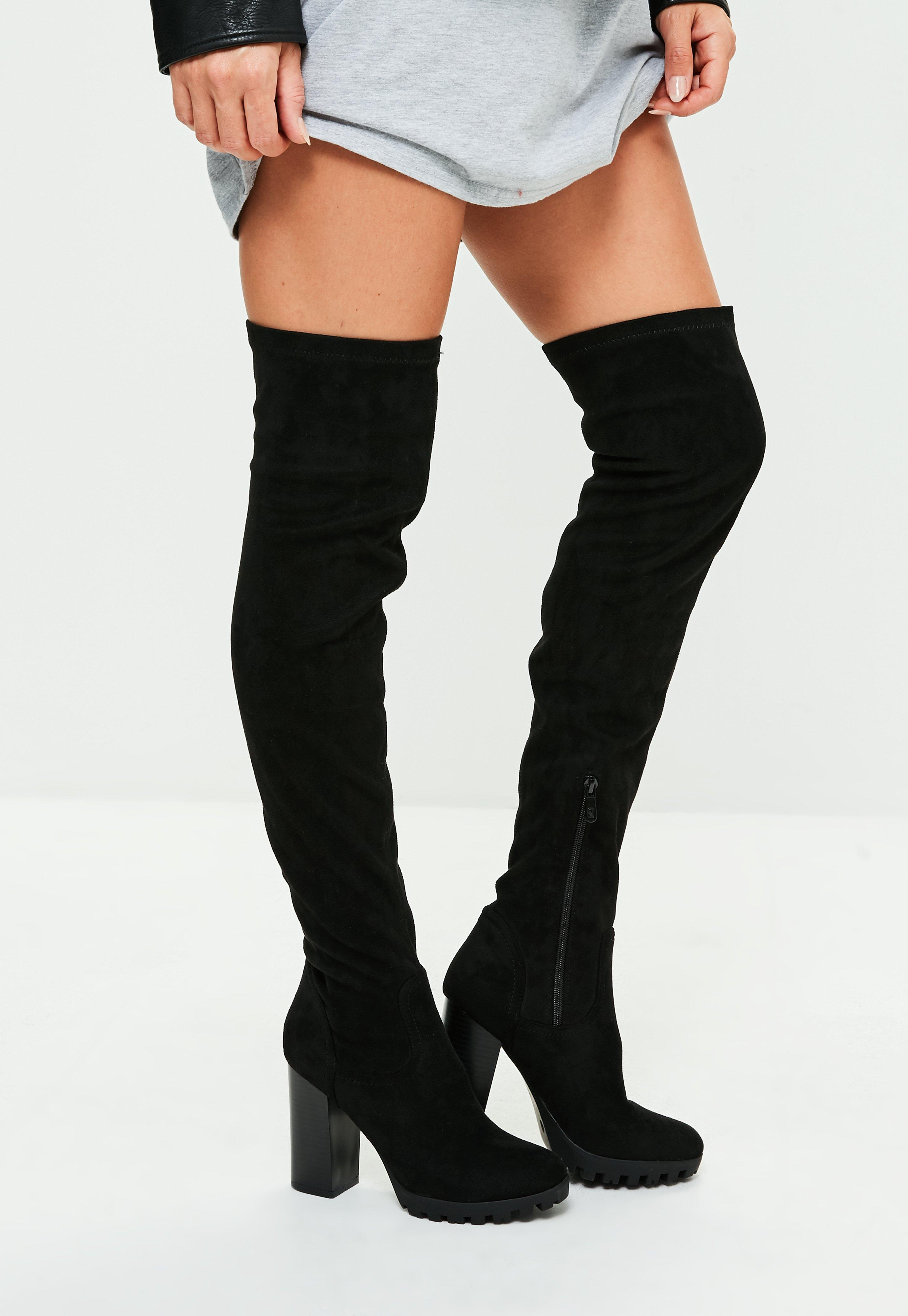 Where Can I Find Over the Knee Boots