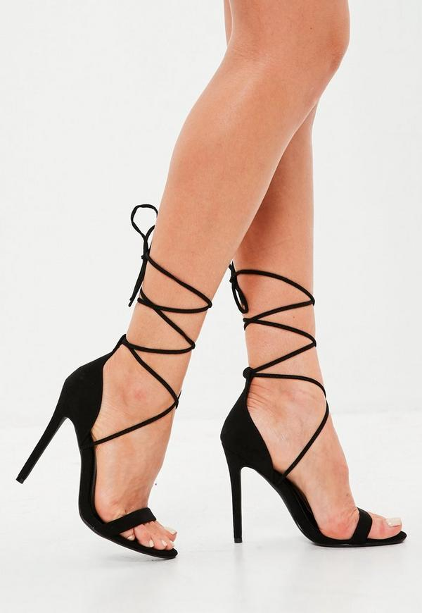 High Strap Shoes
