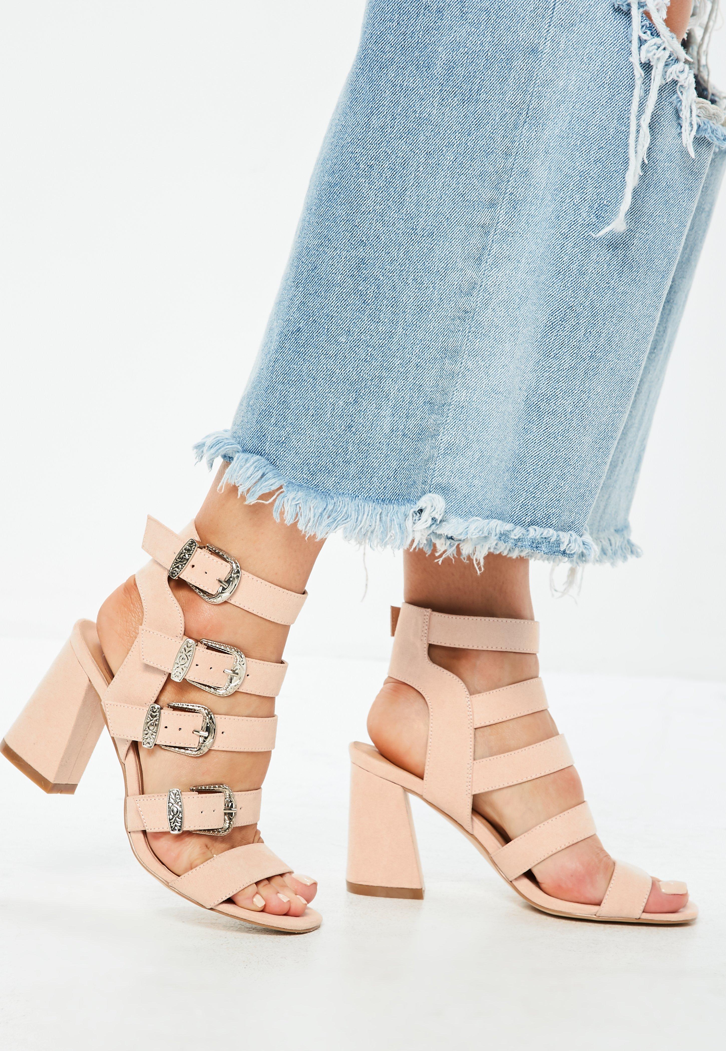 High Heels & Stilettos | Strappy Heels Online - Missguided