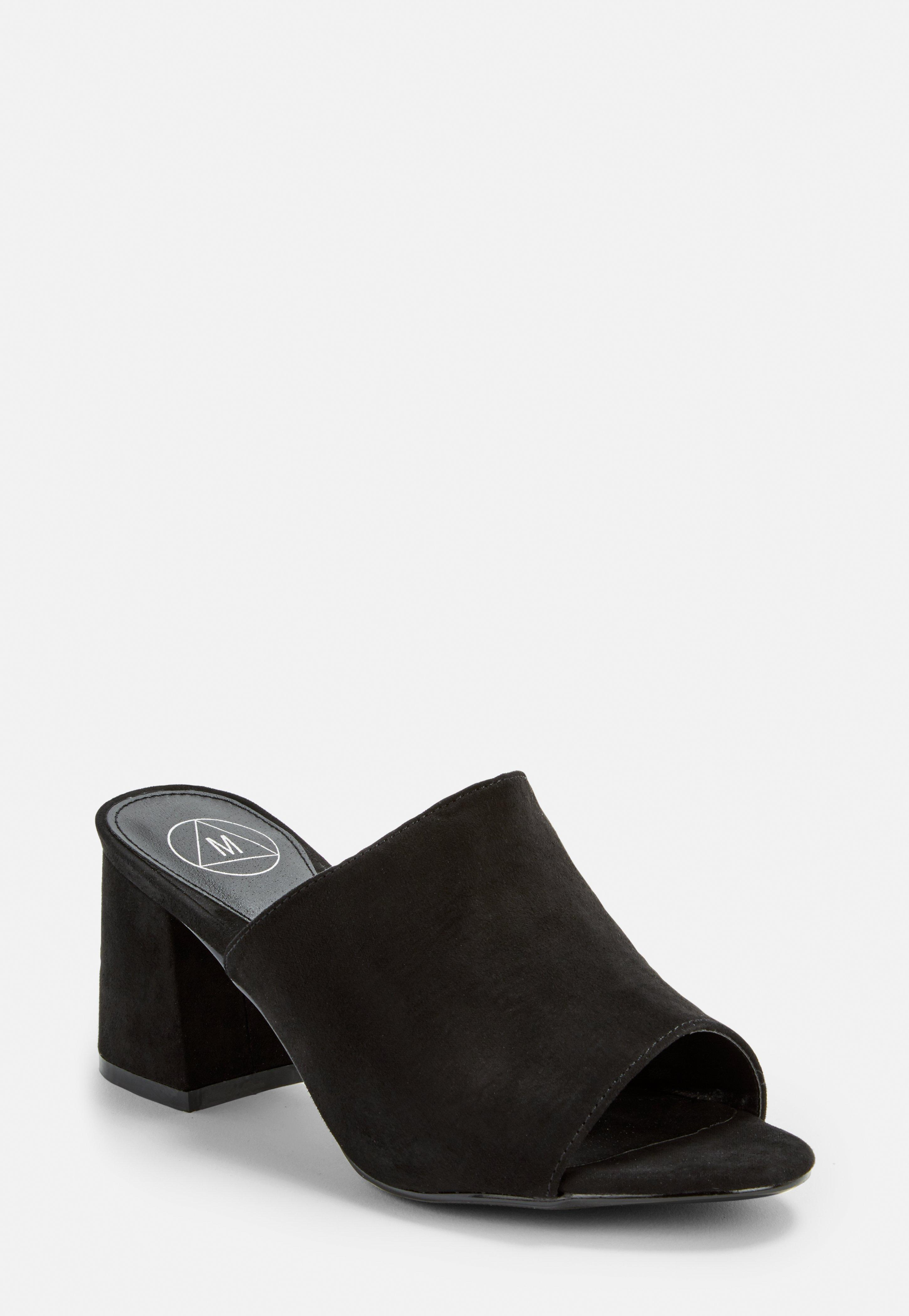 b47888a53b Women's Mules | Shop Mules Shoes - Missguided
