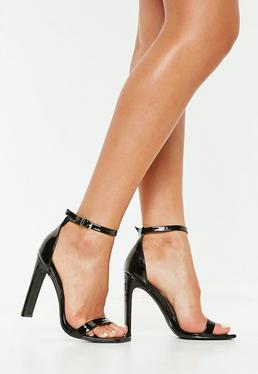2d26de6228fd Barely There Heels