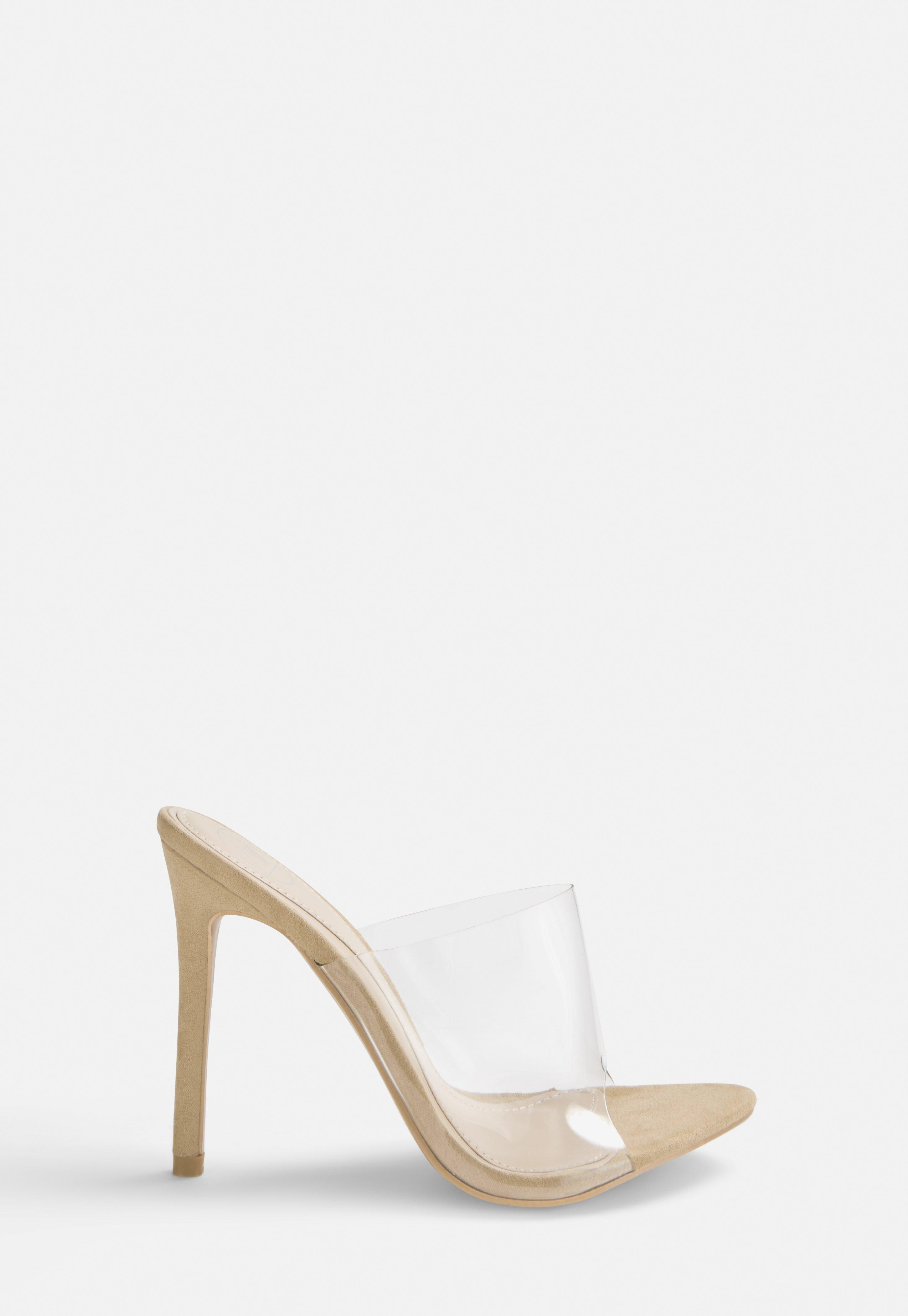Heeled Heeled Heeled Sandalo   Strappy & Barely There Heels Missguided b443c8