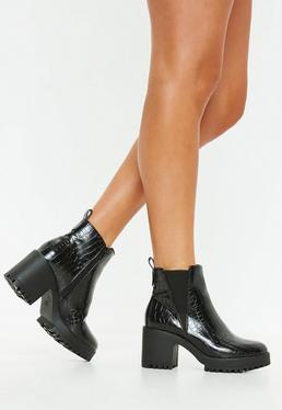 0d5a94be867 Chunky Boots