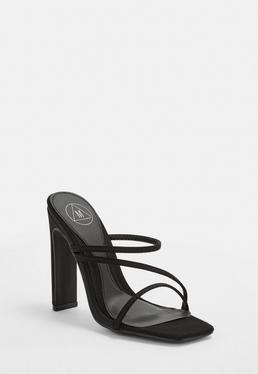 4535dd8e877 Court Shoes. Black Mules