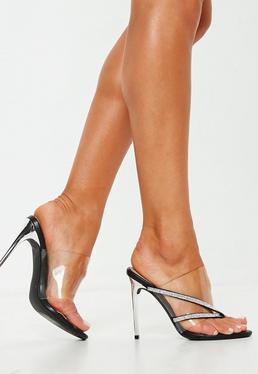7d11b1d465c Diamante Heels