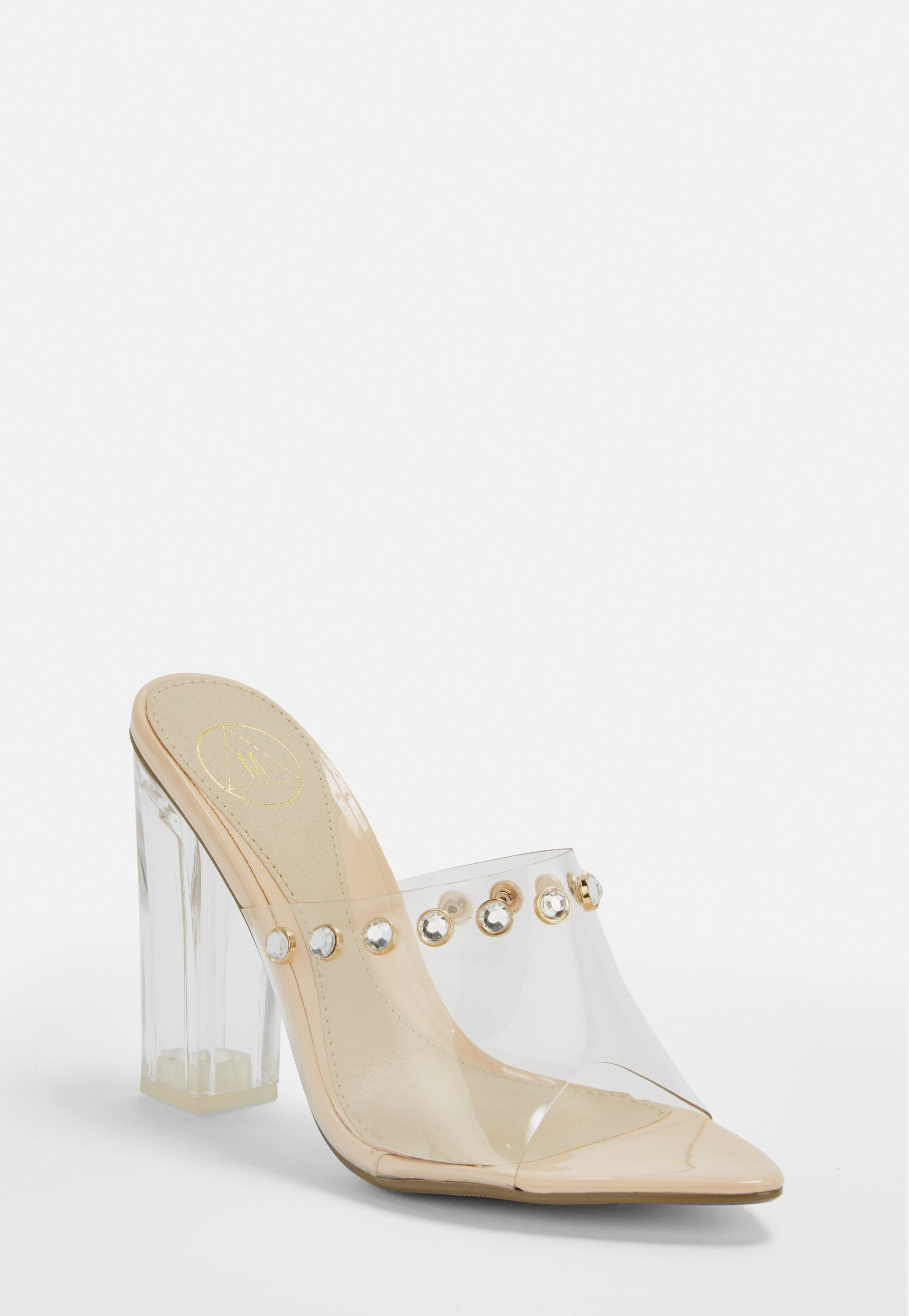 0eb785fb148 Clear Heels - Shoes