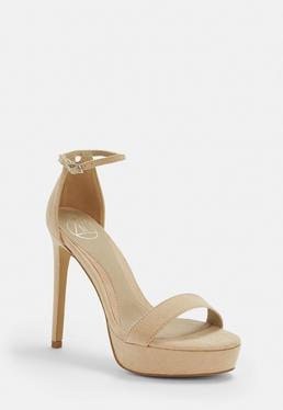 9ee4036c64 High Heels & Stilettos | Strappy Heels Online - Missguided