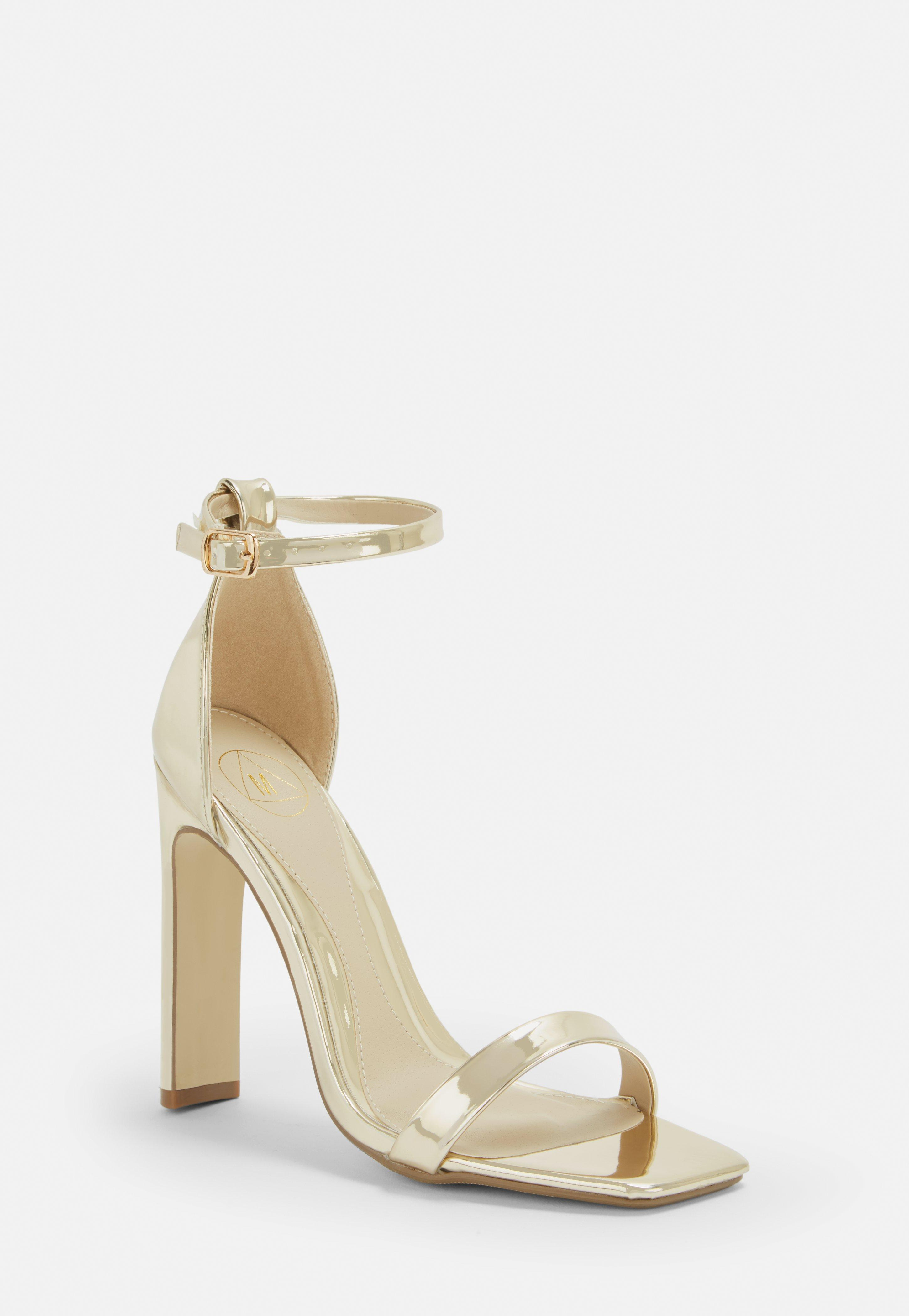 Six inch killer heels hit the high street