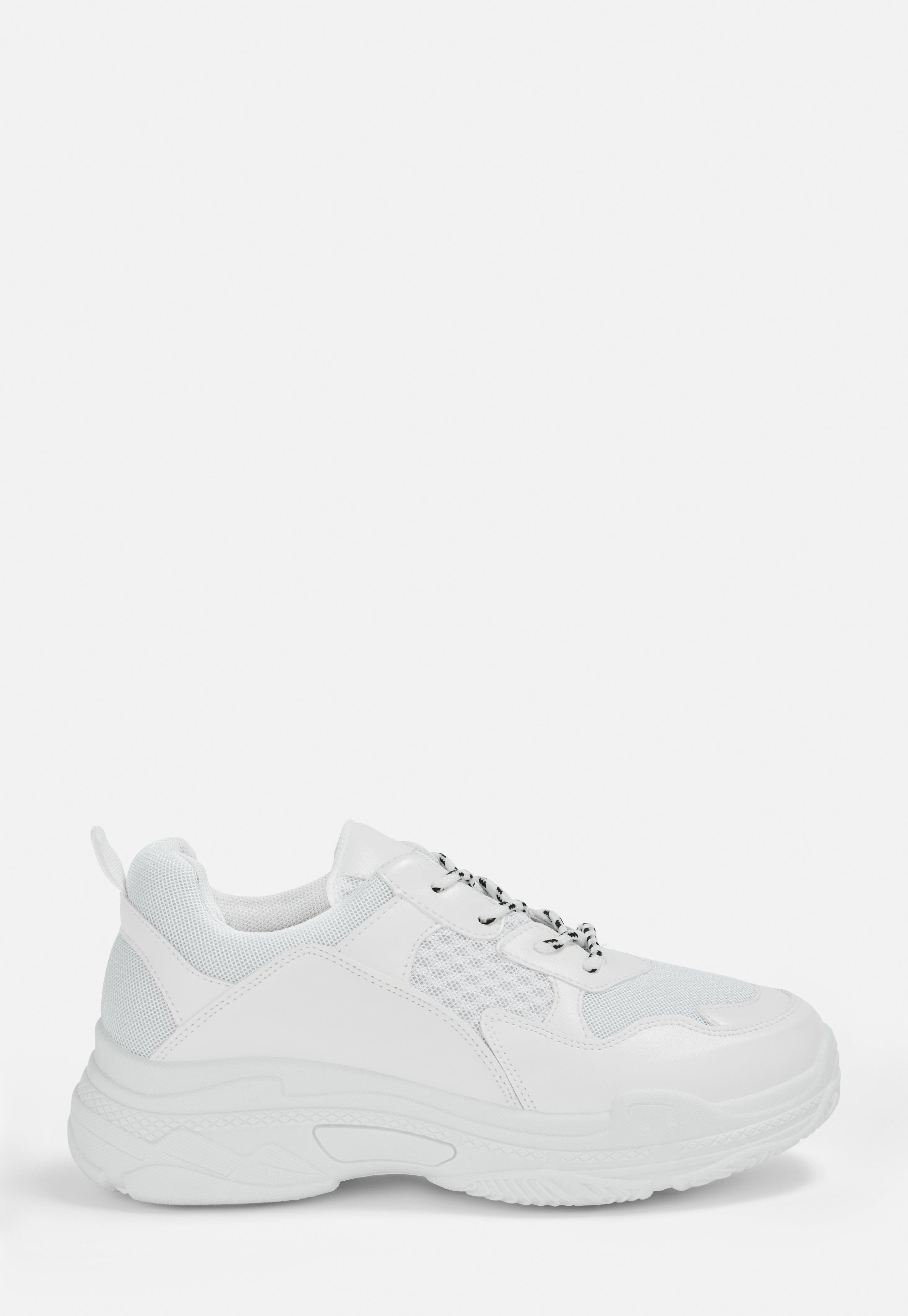 black trainers missguided