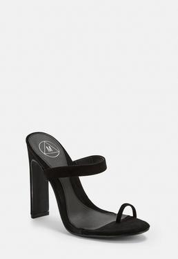6ff1fddf3c16 Black mules sexy feet t